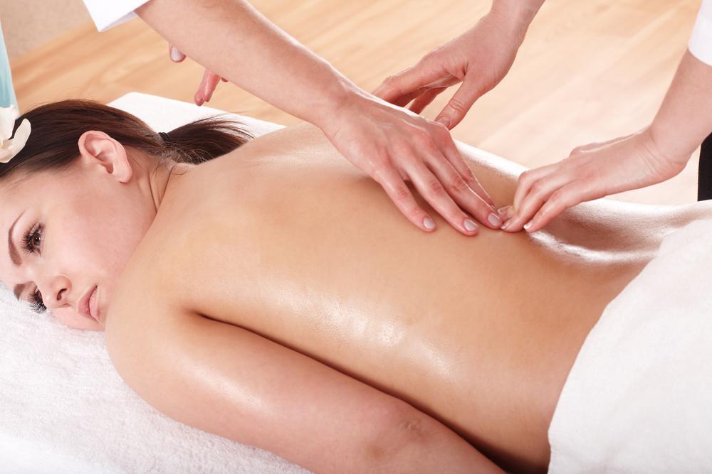 massage royal grâce à Massimol